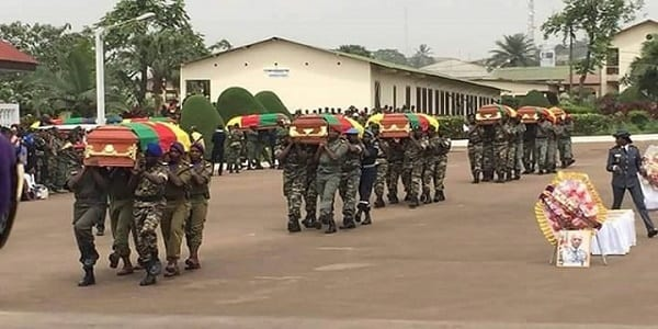 Photo de Cameroun: Six militaires du BIR abattus dans le nord du pays