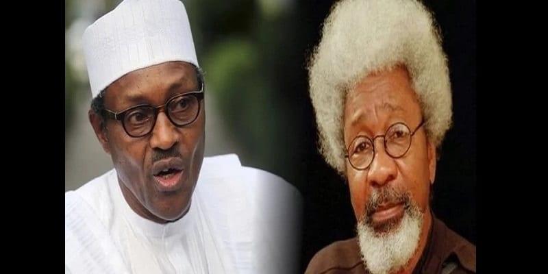 Photo de Nigeria – Wole Soyinka s'en prend au président:  Buhari «est en transe»