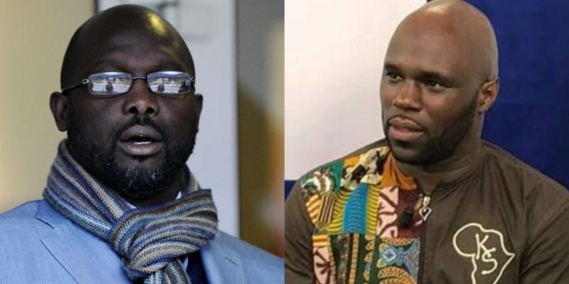 Photo de Afrique: Kémi Séba s'attaque au président libérien George Weah