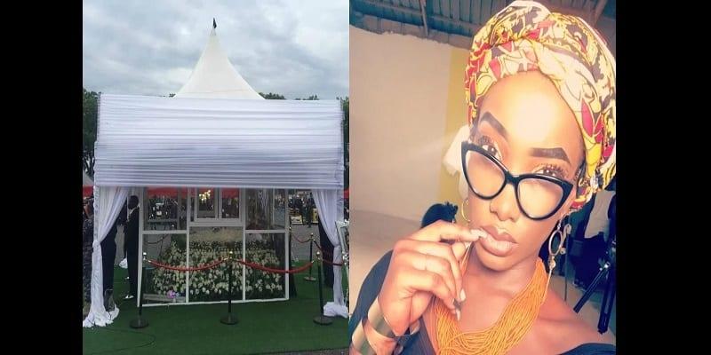 Photo de Enterrement d'Ebony: Des milliers de ghanéens répondent présents (vidéo)