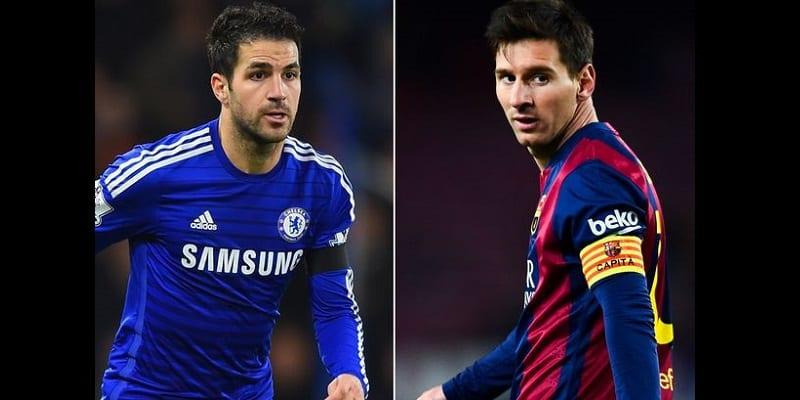 Photo de LDC/Barça-Chelsea: Cesc Fabregas envoie un avertissement à Messi