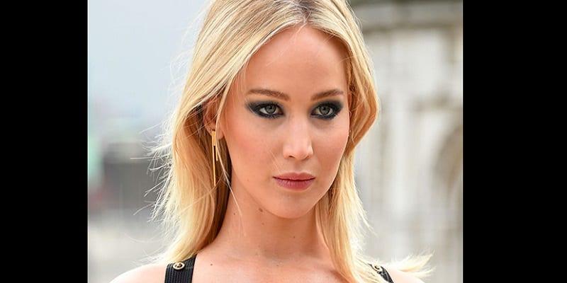 """Photo de People: """"Je n'aime pas le sexe. Le pénis est dangereux"""", dixit l'actrice américaine Jennifer Lawrence"""
