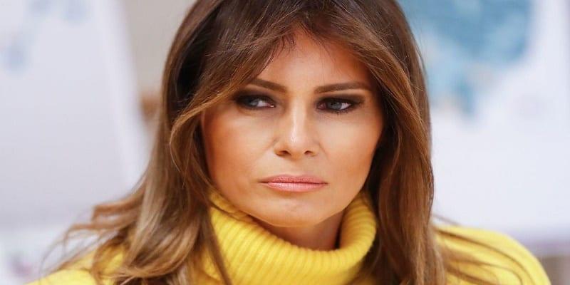 Photo de Etats-Unis : Melania Trump répond aux rumeurs sur son absence à la Maison Blanche