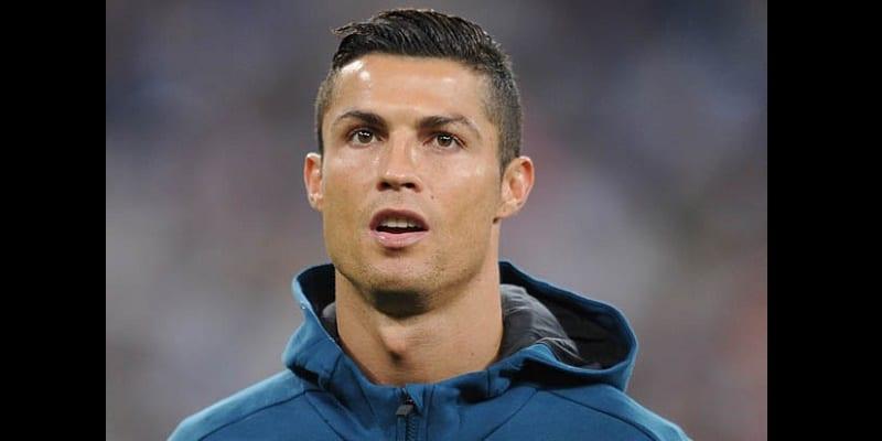 Photo de Une photo du fils de Ronaldo qui suscite l'inquiétude des internautes