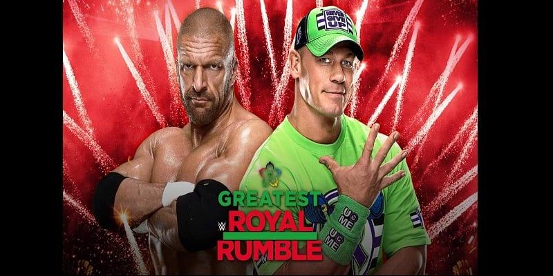Photo de WWE: John Cena et Triple H s'affronteront une nouvelle fois depuis 2010