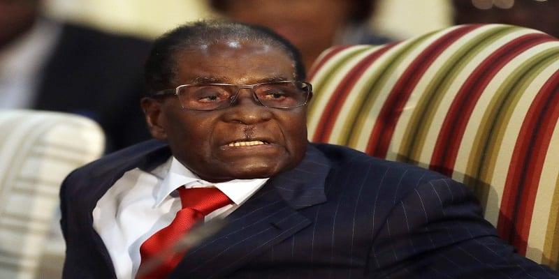 Photo de Zimbabwe: Vive critique de Mugabe contre Emmerson Mnangagwa