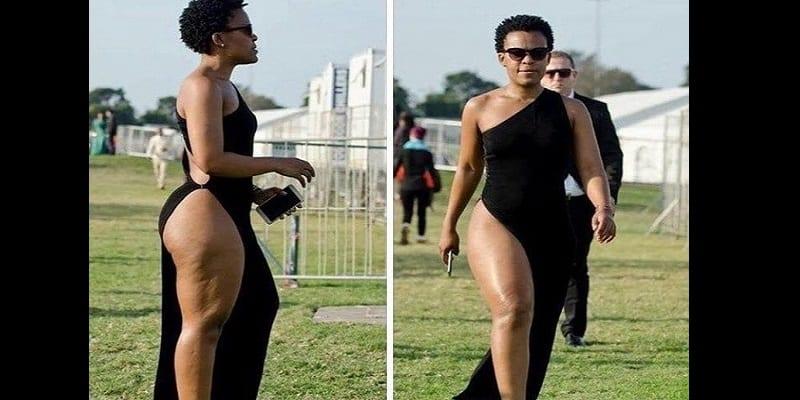 Photo de Zambie: la danseuse sud-africaine qui ne porte pas de slip expulsée du territoire…La raison (photos)