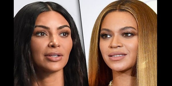 Photo de People: Beyonce attaque violemment Kim Kardashian
