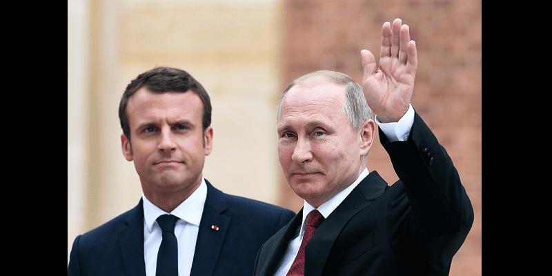 Photo de Forum économique en Russie: Macron défiera-t-il Poutine?
