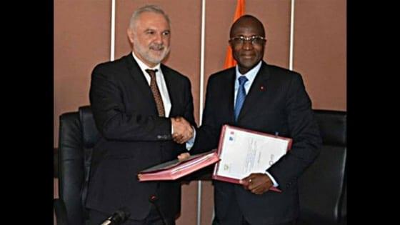 Photo de Côte d'Ivoire: La France prête 80 milliards pour la réhabilitation d'une route