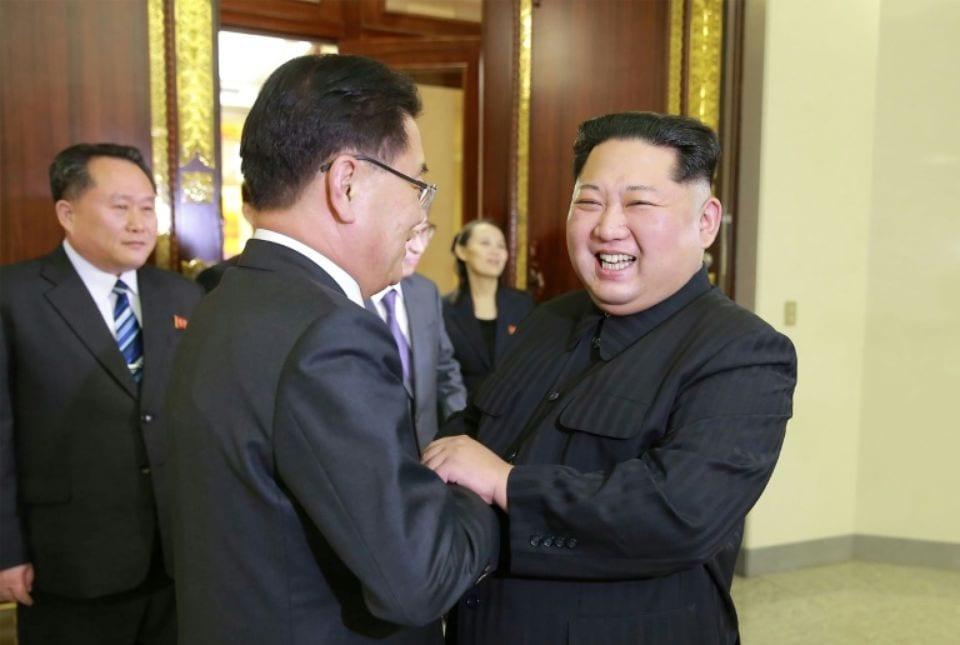 Photo de Asie: Un grand sommet entre les deux Corées se prépare!