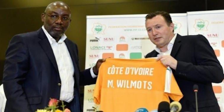 Photo de Côte d'Ivoire: L' ex-entraineur des éléphants Marc Wilmots veut-il traduire Sidy Diallo en justice?
