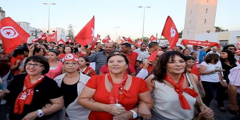 Photo de Tunisie: Les femmes exigent l'égalité dans l'héritage