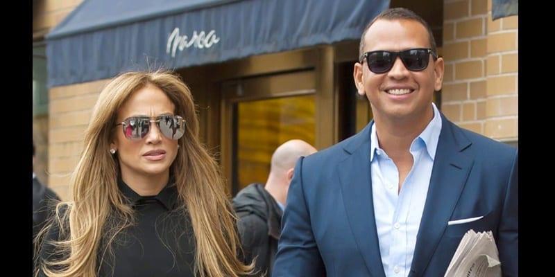 Photo de Jennifer Lopez et Alex Rodriguez déboursent 15,3 millions de dollars. La Raison