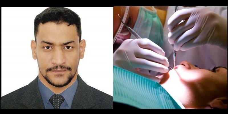Photo de Mauritanie: Un médecin invente un appareil dentaire avec énergie solaire