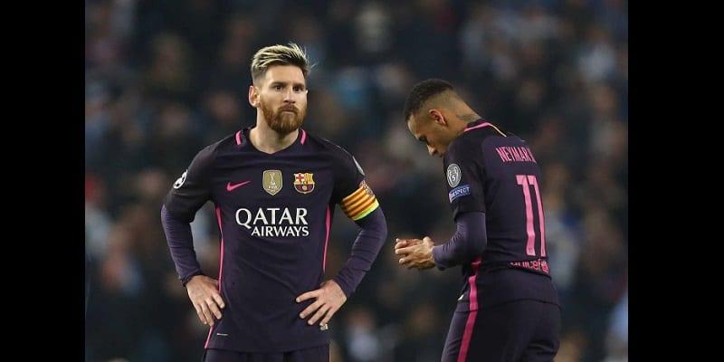 Photo de Barcelone: Lionel Messi lance un avertissement à Neymar