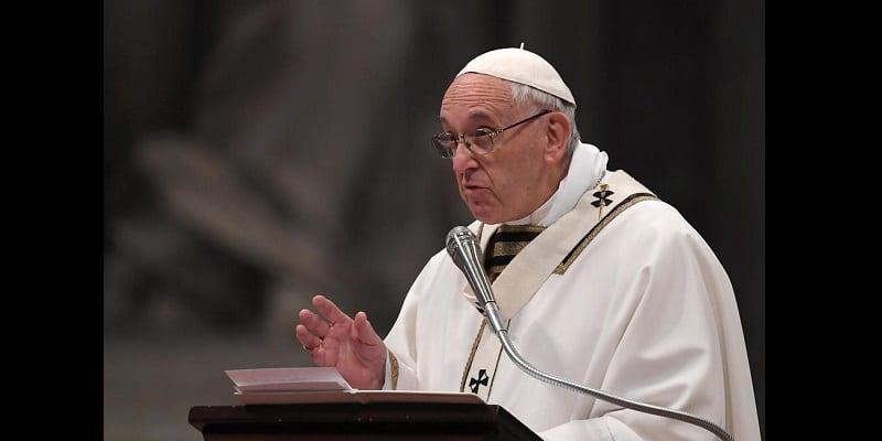 Photo de Religion: Le pape ne croit pas à l'enfer, selon un journal, le Vatican dément