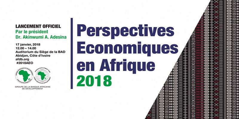 Photo de BAD: Les perspectives économiques en Afrique 2018 dévoilées