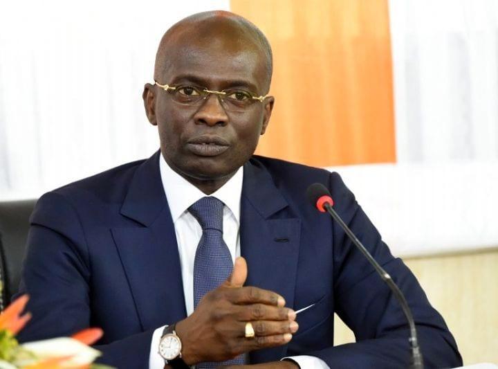Photo de Adou Richard« La Côte d'Ivoire a les moyens pour remonter toute infraction »