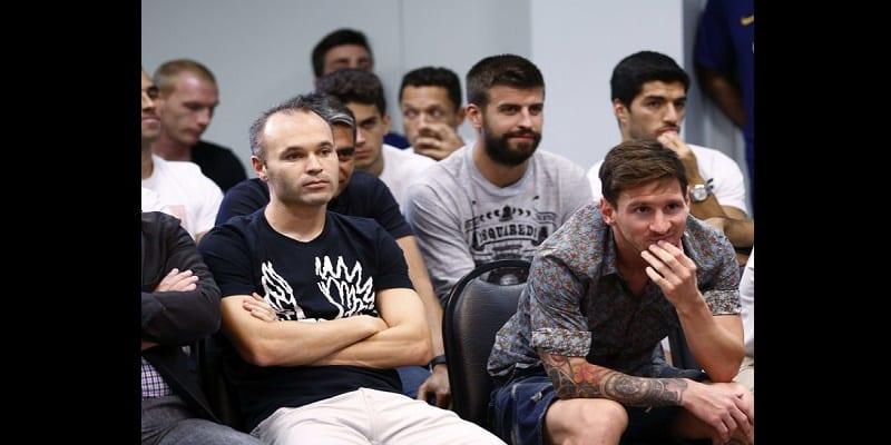 Photo de LDC: après l'élimination du Barça, voici l'explication des dirigeants