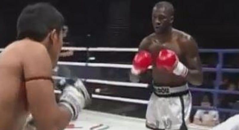 Photo de France: Meurtre du Sénégalais Amadou Ba, ancien champion de boxe thaï