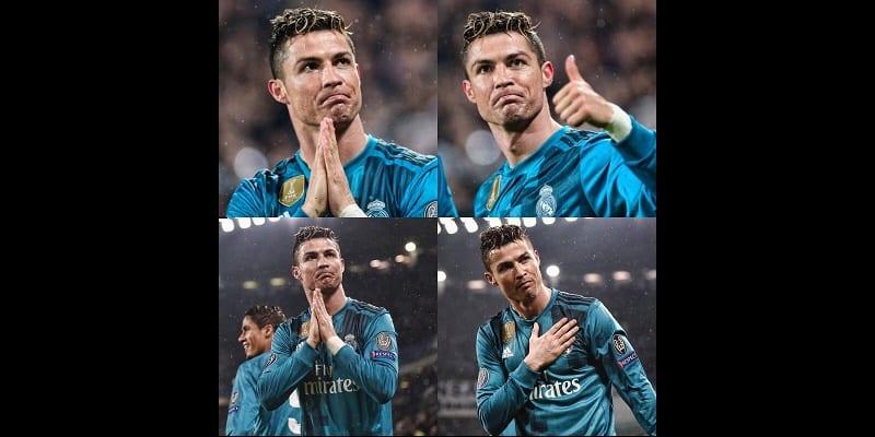 Photo de LDC: Ronaldo revient sur sa prestation contre la Juventus et fait une petite révélation