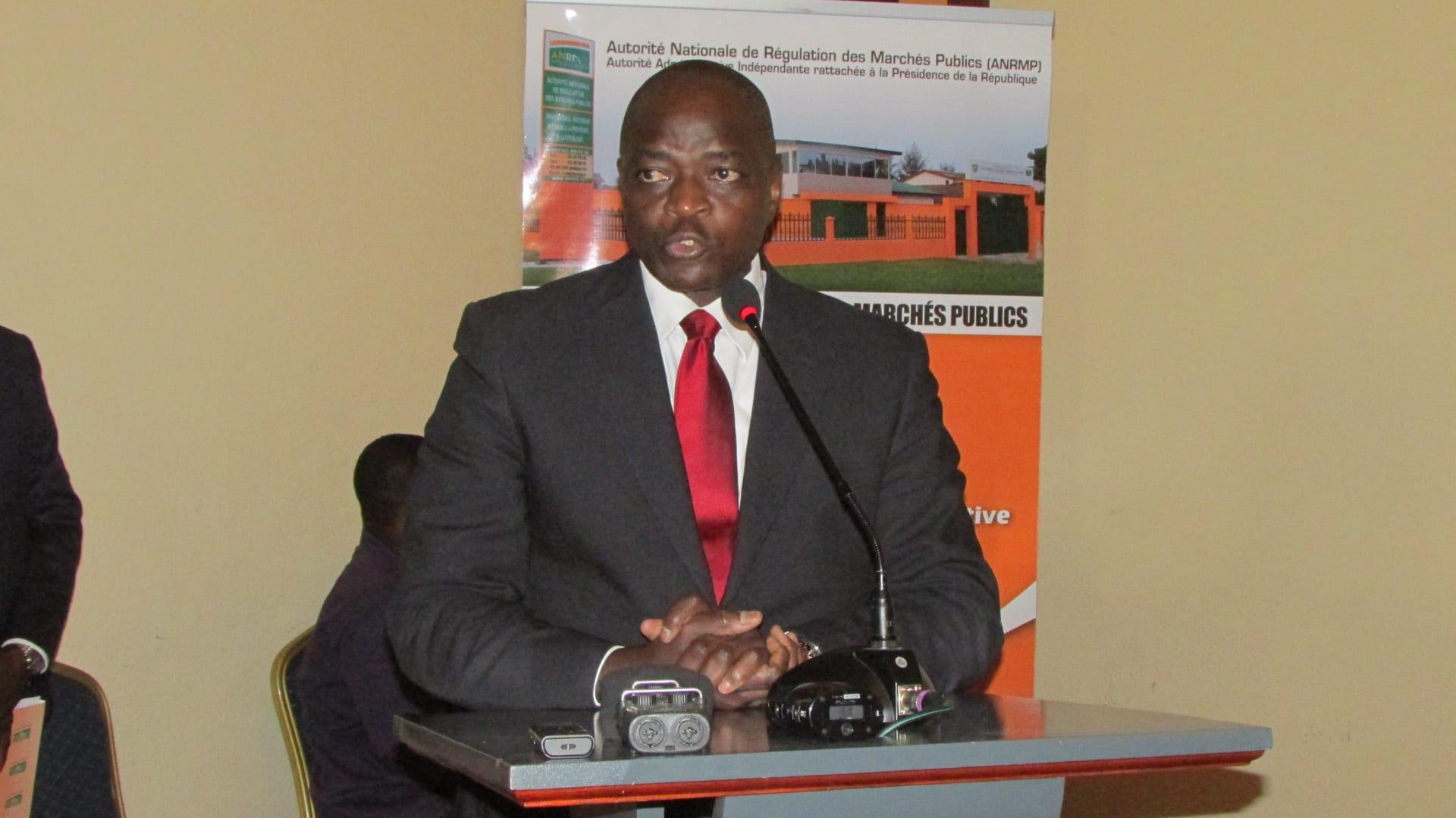 Photo de Coulibaly Non Karna : « L'ANRMP veut une presse responsable dans le domaine des marchés publics »