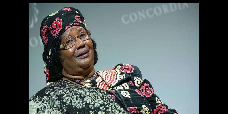 Photo de Malawi: L'ancienne présidente Joyce Banda de retour après 4 ans d'exil volontaire