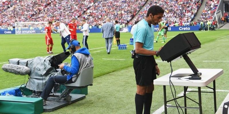 Photo de Arbitrage Vidéo: Voici les détails pour la Coupe du monde en Russie