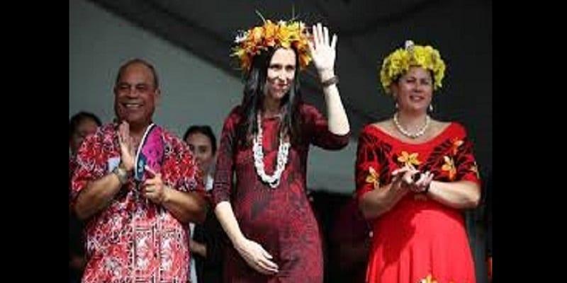 Photo de Nouvelle-Zélande: La Première ministre célibataire, en congé de maternité