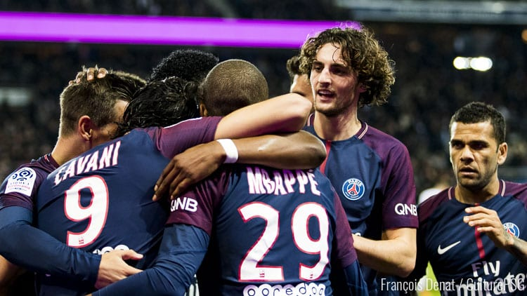 Photo de Football: Le PSG s'offre son 7e titre de champion de France