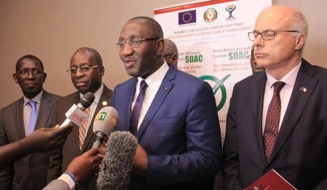 Photo de UEMOA: Deux sénégalais à la tête du Système d'accréditation