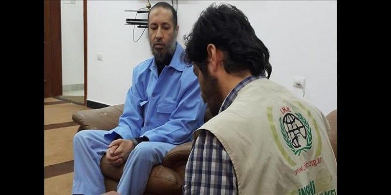 Photo de Libye/ Saadi Kadhafi accusé du meurtre d'un sportif: Le tribunal rend son verdict