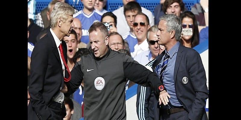 Photo de Football: Jose Mourinho regrette ses propos et rend hommage à Arsène Wenger