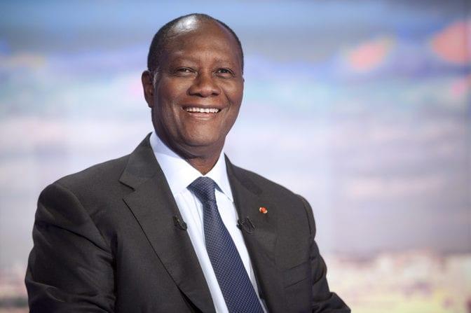Photo de Côte d'Ivoire : Alassane Ouattara a rencontré le chef de mission du FMI