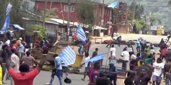 Photo de Cameroun/Crise anglophone: les sécessionnistes frappent dans le sud-ouest