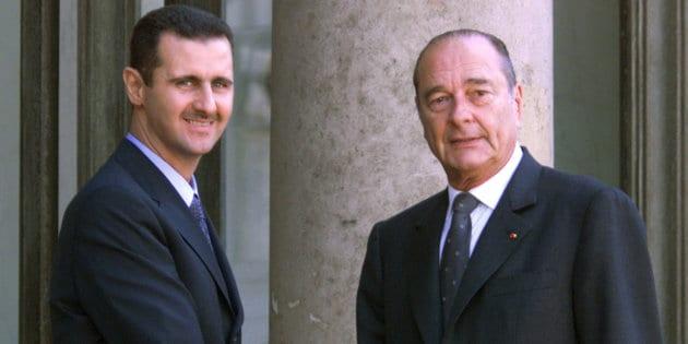 Photo de France: Une procédure pour le retrait de la Légion d'honneur à Bachar Al-Assad