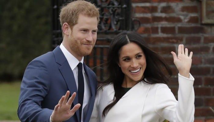 Photo de Angleterre : Meghan et le prince Harry bouclent les préparatifs de leur mariage!