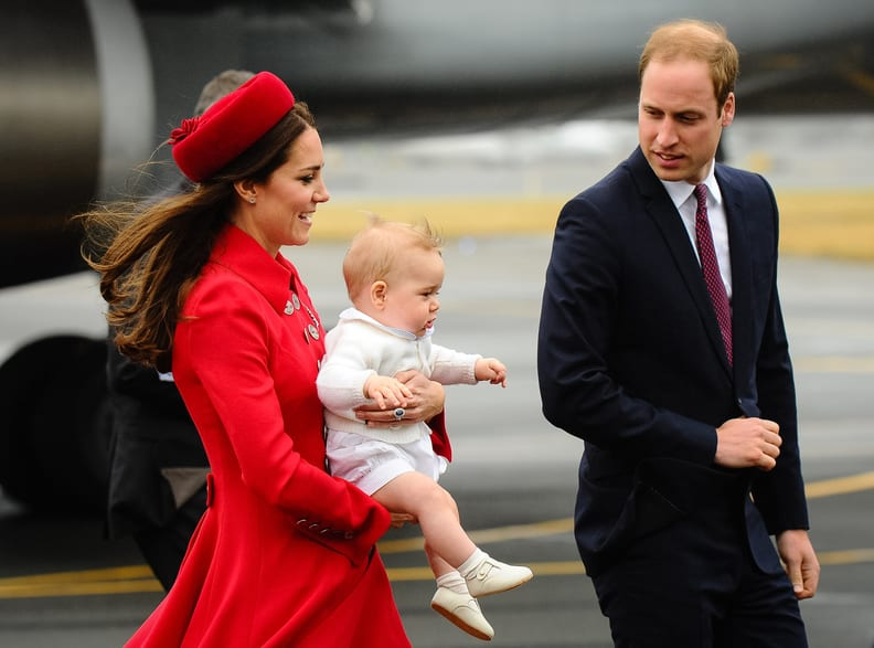 Photo de Ce que Kate Middleton et le prince Williams ne font pas devant les photographes