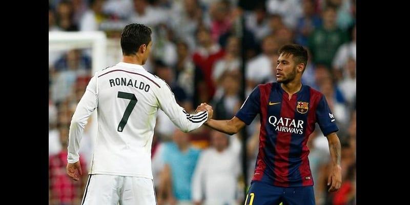 Photo de PSG: Quand Neymar fait l'éloge de Ronaldo et tente d'étouffer les rumeurs de son départ