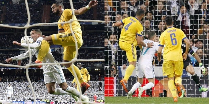 Photo de LDC/ Real Madrid-Juventus: sur le penalty sifflé, Buffon et Chiellini réagissent amèrement
