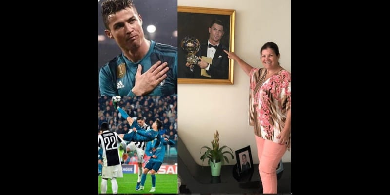 Photo de Le message de la Maman de Ronaldo après la belle prestation de son fils
