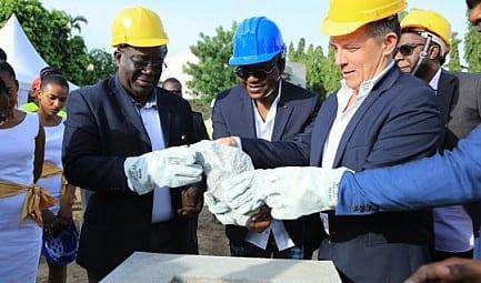 Photo de Côte d'Ivoire/Pose de la première pierre de Life TV : le média veut révolutionner l'audiovisuelle