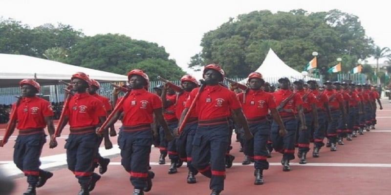 Photo de Côte d'Ivoire: Grève des pompiers civils depuis ce mardi