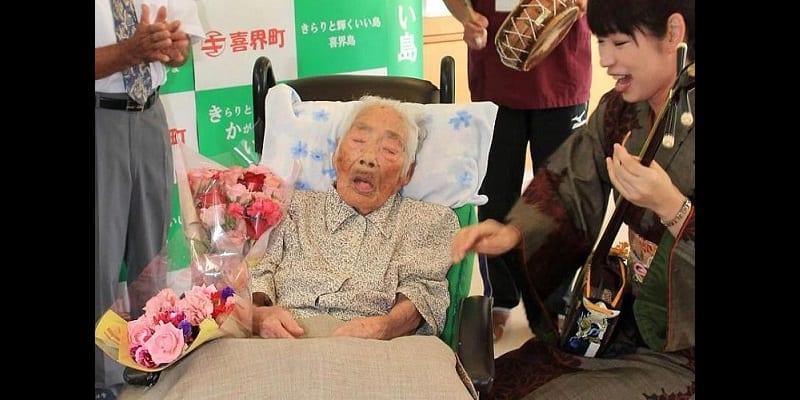 Photo de Japon: La doyenne de l'humanité décède à 117 ans (photos)
