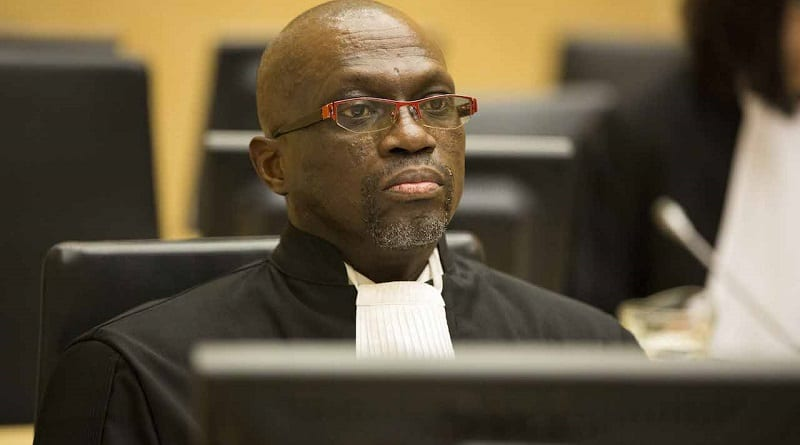 Charles Blé Goudé makes first appearance before the ICC