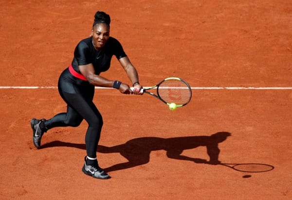 Photo de People : Serena Williams critiquée par un journaliste sur son physique