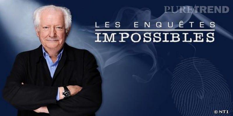 Photo de Pierre Bellemare, grand présentateur des ''Enquêtes Impossibles'' est décédé