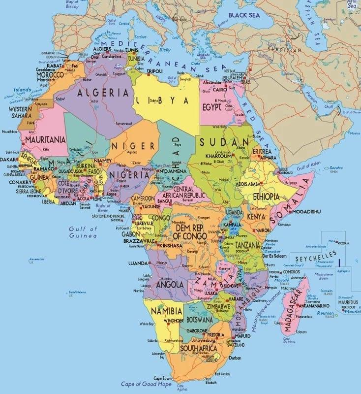 Photo de Culture: Découvrez les origines et la signification des noms de ces pays africains