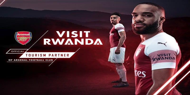 Photo de Football: Le département du tourisme rwandais devient sponsor d'Arsenal